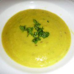 Simple Mung Dal Soup