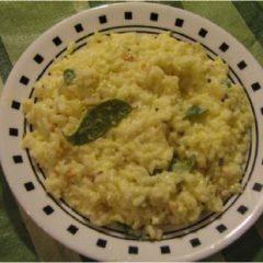 Curd Rice – II