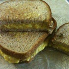Butter Corn Toast