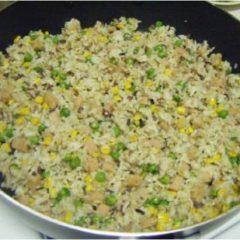 Taiwanese fried rice