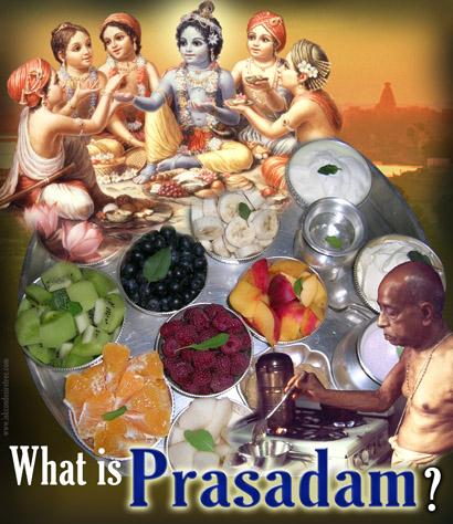 Total Veg - What is Prasadam