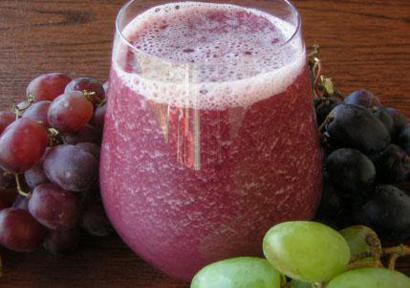 Zesty Grape Juice Cooler