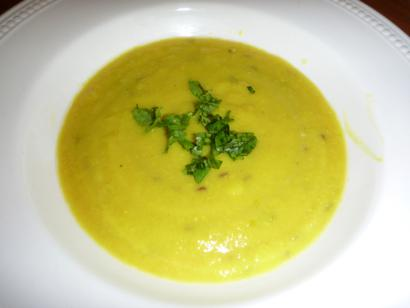 Simple Mung Dal Soup