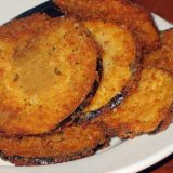 Crispy Deep-fried Eggplant Slices
