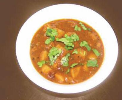 Potatocurry