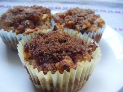 Apple-pear-muffins