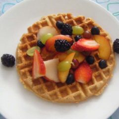 Brisbane Whole Grain Waffles