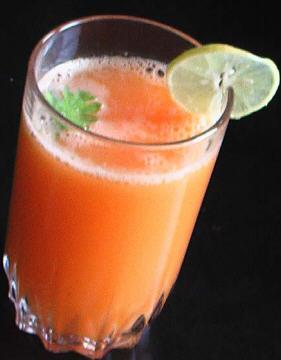 Carrotcucumberjuice