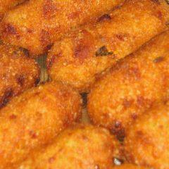 Crispy ekadashi rolls