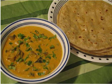 Eggplant Curry