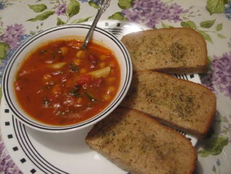 Minestrone Soup02