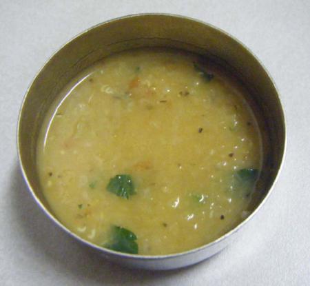 Simple turkish style lenti soup