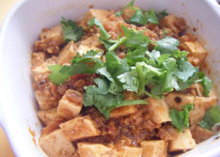 Spicy Tofu