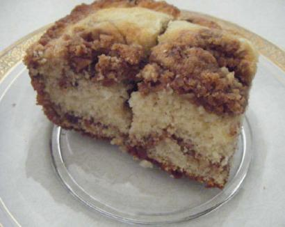 Butterquick Coffee Cake