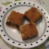 Carob chip Cake