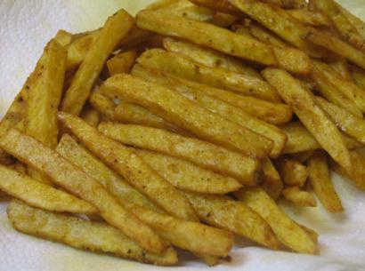 MasalaFrenchFries