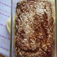 No fail banana bread