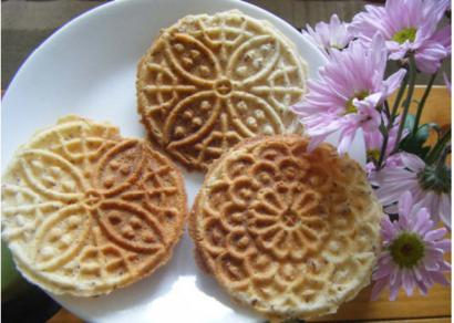 Not Taiwanese but Italian Cookies
