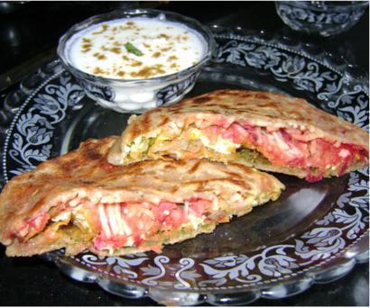 One Meal Paratha