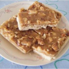 Pecan Toffee Shortbread