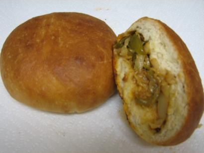 Stuffed bun