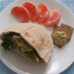 Tallahassee veggie wrap/Sandwich