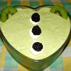 Avocado Mousse