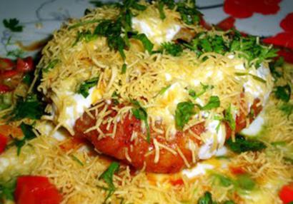 Banana Dahi Kachori