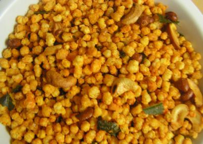 Crispy Sabudana Mixture