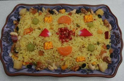 Kashmiri Rice