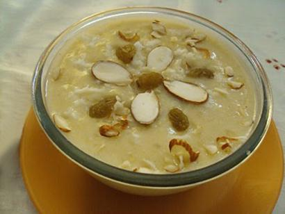 Moongdal Payasam