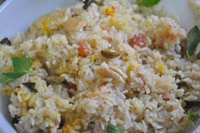 Mugalai Vegetable Pulav