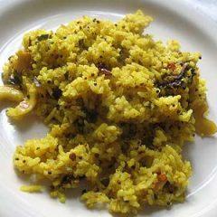 Mustard Rice
