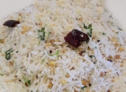 Rice and Green Gram Dhal Bhath