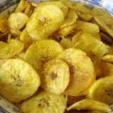 Crispy Plantain Wafers