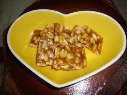 Ground-nut Chikki