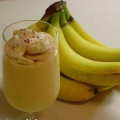 Banana Yogurt Shake
