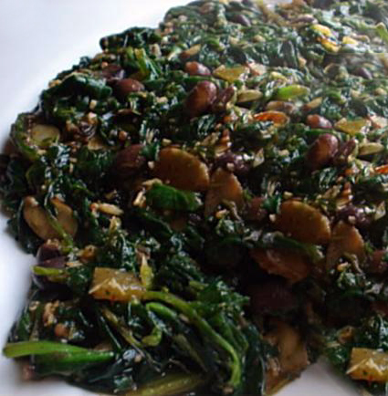 Bengali Spinach