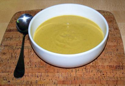 Butternut Squash Puree with Coconut