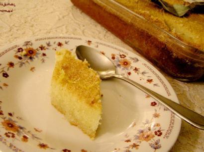 Egyptian Baked Semolina Syrup Cake (Basbousa)