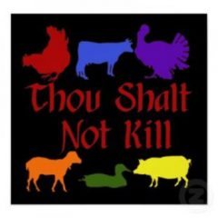 "Srila Prabhupada and the Sixth Commandment: ""Thou Shalt Not Kill"""