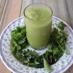 Green Butter Milk