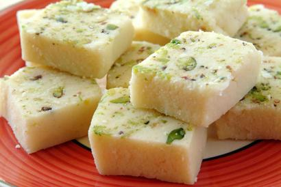 Pistachio Milk Fudge