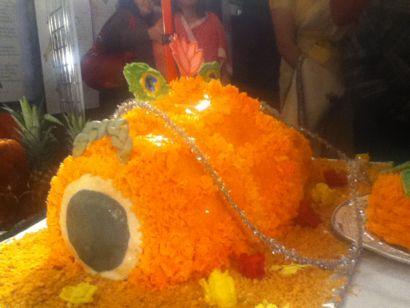 Mrdang Pineapple Date cake