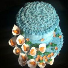 Neelachal Lily Orange Cake