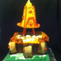 Jagganath Rath Carrot Cinnamon Cake