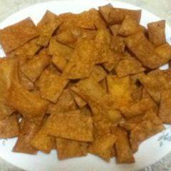 Besan Paara (Spicy Chips)