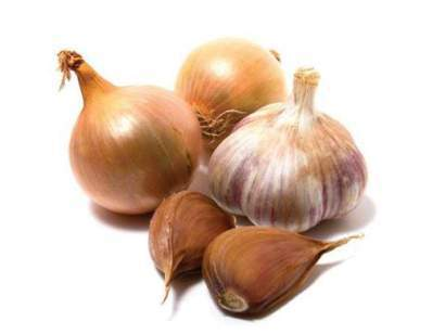 Origin of Onion & Garlic