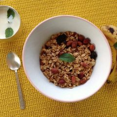 Granola Cereal Recipe
