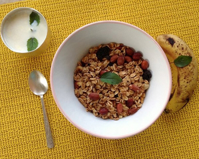 Granola Cereal Recipe
